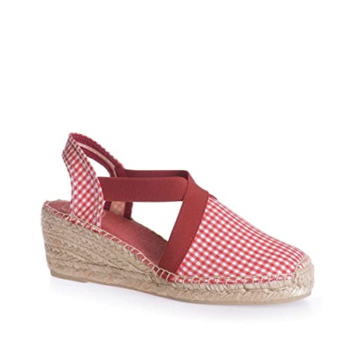 fdf50d70db3c3 Toni Pons Terra-VH - Vegan Espadrille for Woman Made in Fabric ...