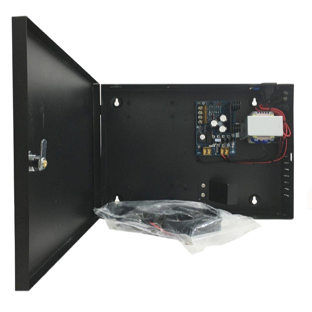 DX Series Control Board Power Supply Box 12V 5A AC 110v Metal