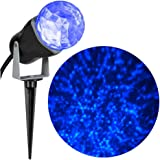 LightShow LED Kaleidoscope Projection Spotlight Blue