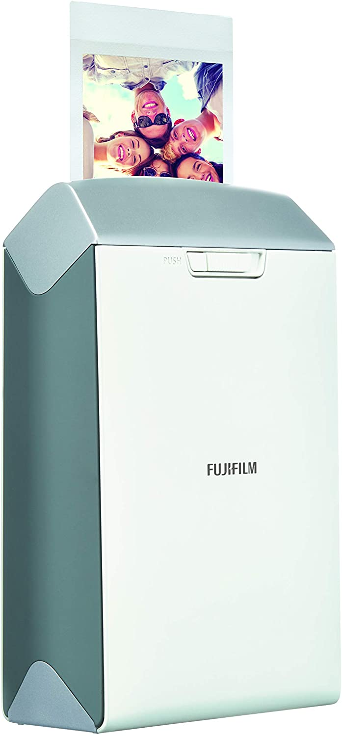 Fujifilm INSTAX Share SP-2 Mobile Printer (Silver)