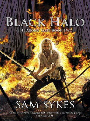 """Black Halo (Aeons Gate 2)"" av Sam Sykes"