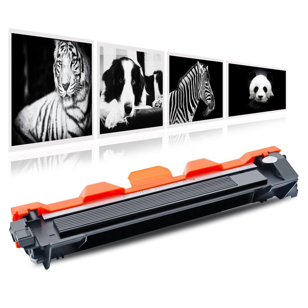 NoahArk Compatible for Brother TN1050 Toner Cartridge Work for Brother HL-1110 HL-1112 DCP-1510 DCP-1512 MFC1510 MFC1810 Printer 2 Packs