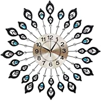 Wall Clock Extra Large 3D Modern Home Office Decor