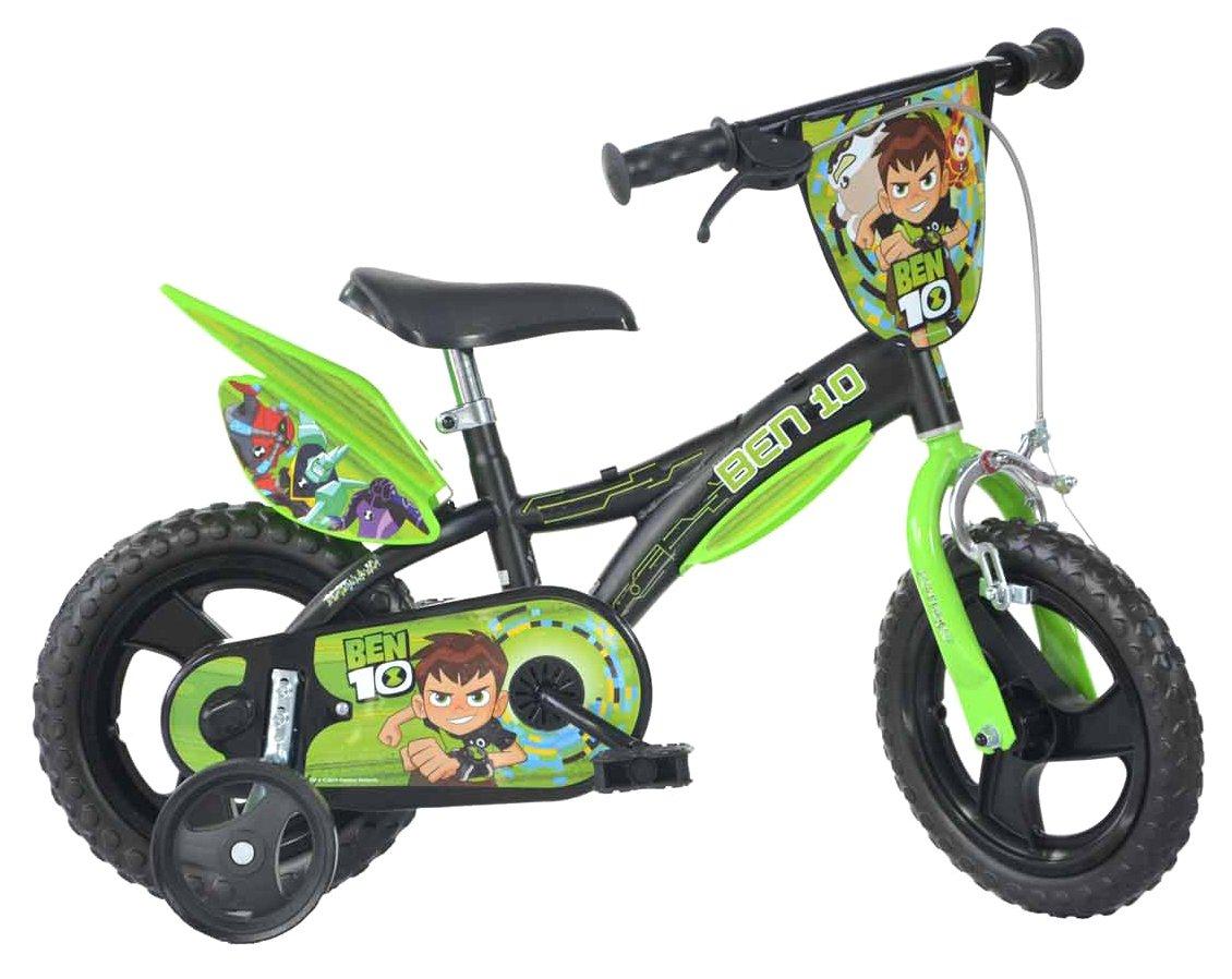 Dino Bikes 612-b10 Ben 10 Fahrrad, 12 Zoll