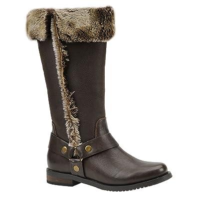 Wanderlust Malia Womens Boot Brown Size 95