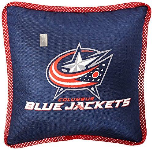 NHL Columbus Blue Jackets Sideline Pillow