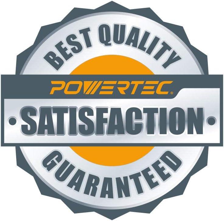 "POWERTEC QTI1004 3//8/""-16 Threaded Insert for Wood"