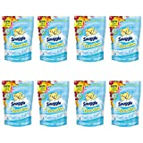 Snuggle Laundry Scent Boosters Concentrated Scent Pacs, Island Dreams, Pouch, 20 Count (8 pack)