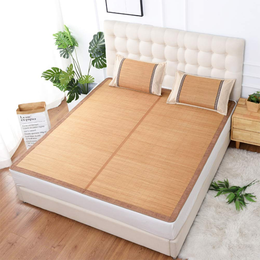 Amazon.com: HEAlesd - Alfombrilla de bambú para dormir de ...
