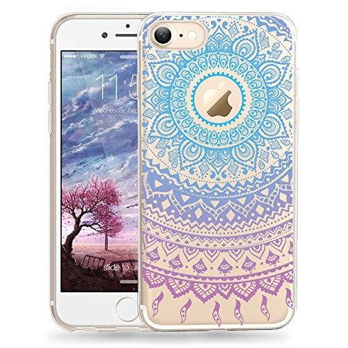 amazon com iphone 643507821466 upc i phone 7 h 252 lle needoon mandala totem 6142