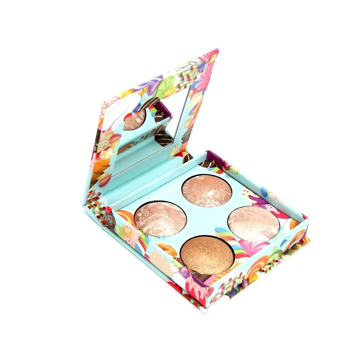 Amazon Com Beauty Creations The Sweetest Sugar Sweets Eyeshadow