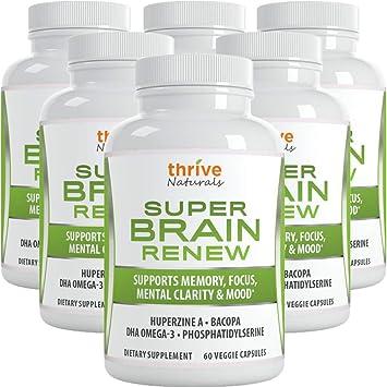 Super Brain Supplement