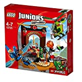 LEGO Juniors - 10725 - Le Temple Perdu De Ninjago