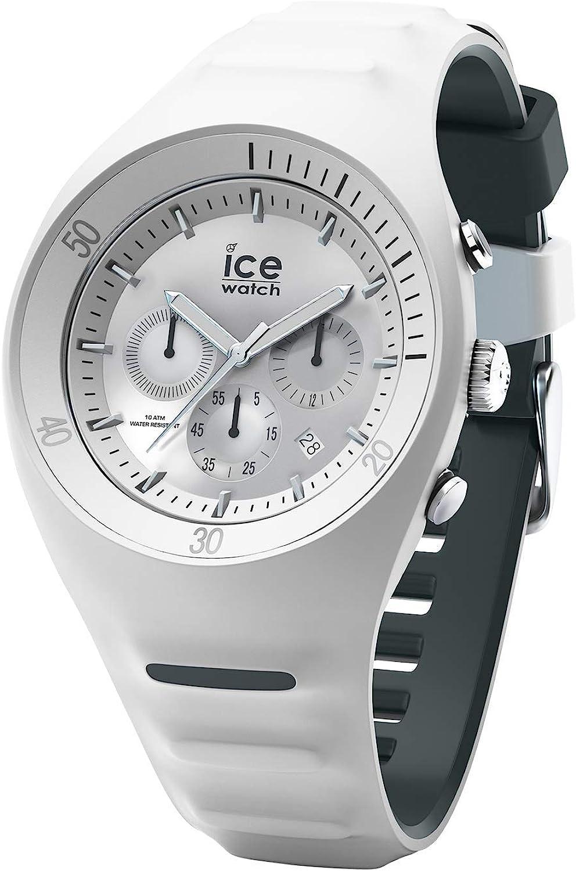 Ice-Watch Reloj Analogico para Hombre de Cuarzo con Correa en Silicona