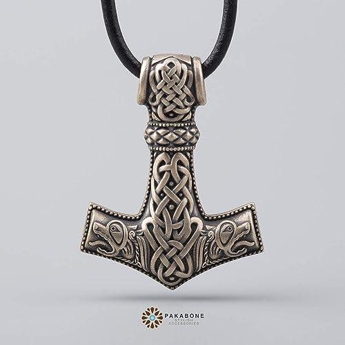 Provided 100% Authentic Viking Amulet Uk Sturdy Construction Viking