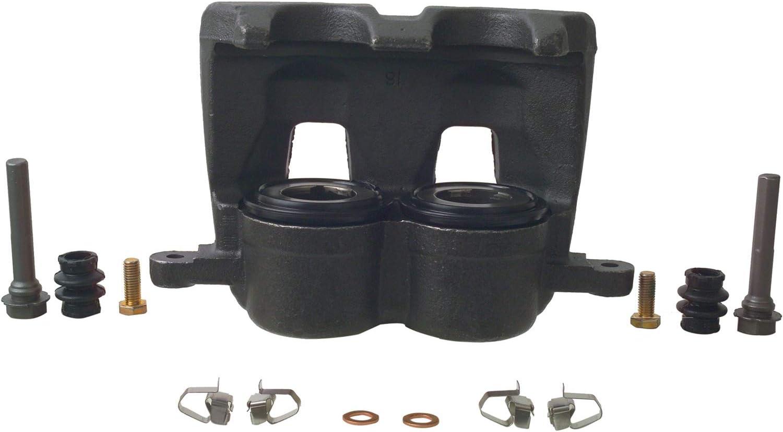 Unloaded Brake Caliper Cardone 18-5054 Remanufactured Domestic Friction Ready