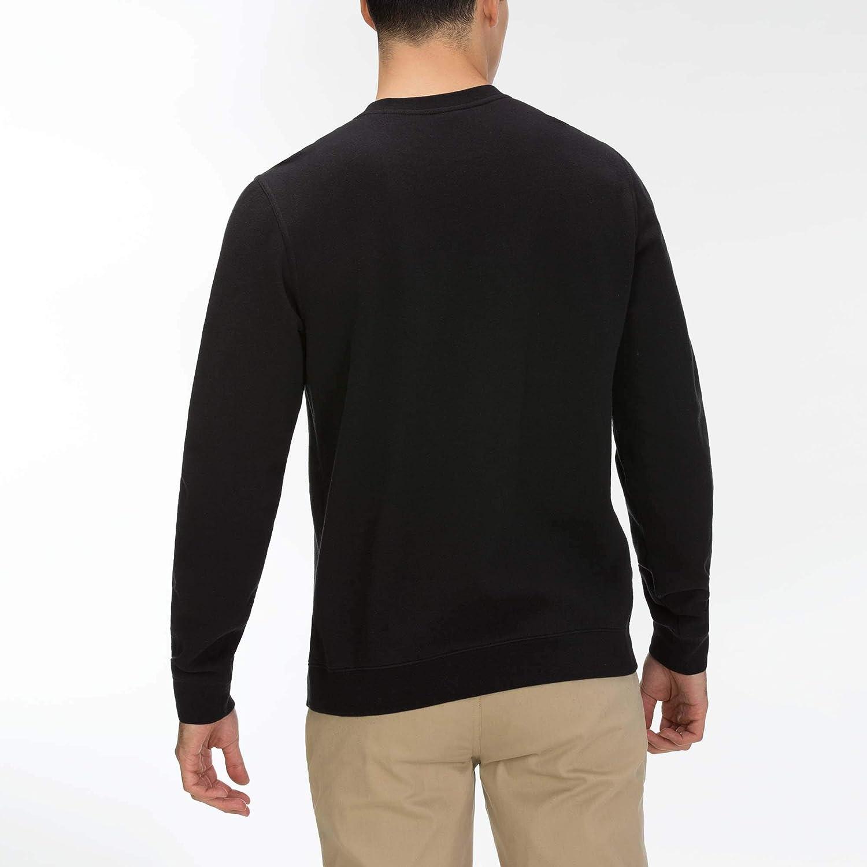 Hurley Mens Boxed Crew Fleece Sweatshirt
