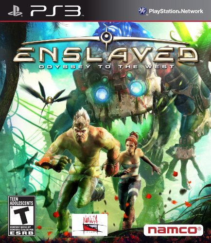 Enslaved: Odyssey To The West - Playstation - Key Rings Cd Of The Lord