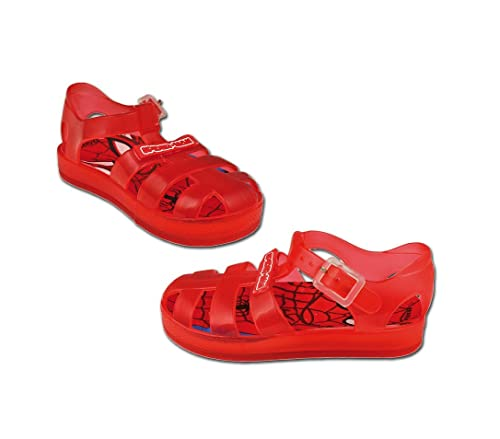 super popular 4d24d 88bcb Spiderman - Sandali Mare: Amazon.it: Scarpe e borse
