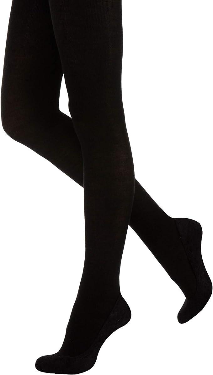 Ladies Stylish Women/'s Silky Warm And Cosy Thermal Fleece Leggings 200 Denier