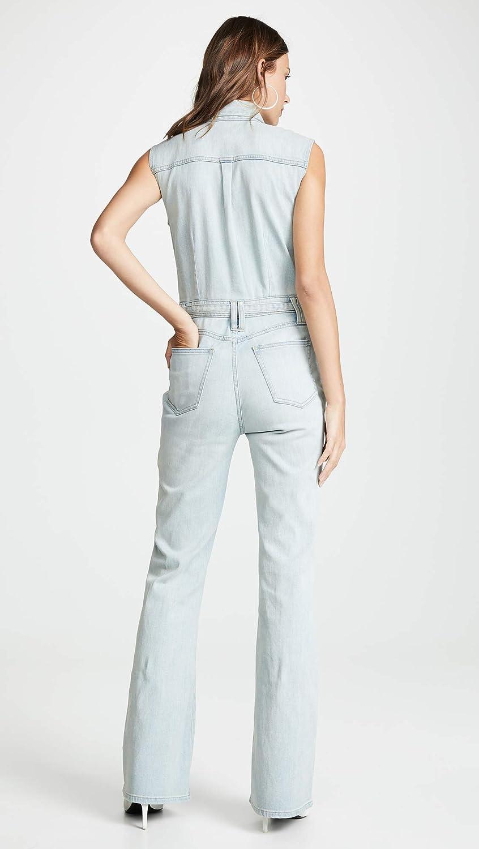 3a89a132e19 Amazon.com  Current Elliott Women s The Zenith Jumpsuit  Clothing