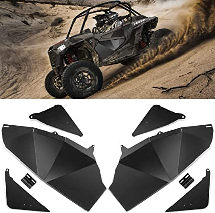 "Polaris 2015-2019 RZR 900 50/"" Trail Aluminum Lower Door Panel Inserts"
