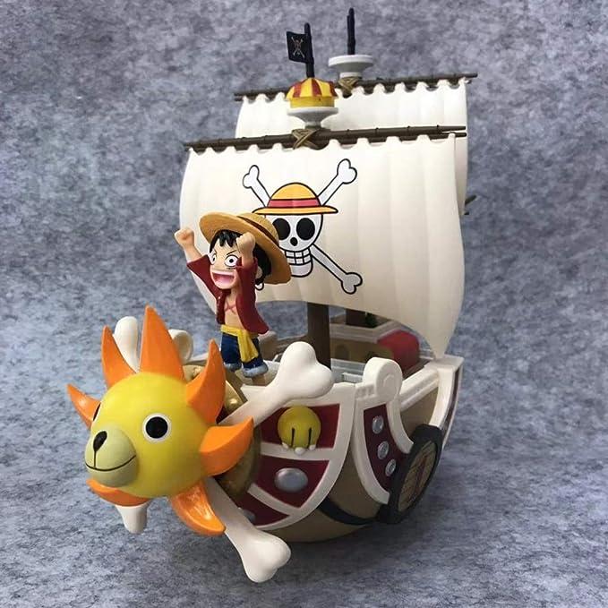 Bandai/ /Thousand Sunny Mem /Grand Ship Collection 14/Petite/ /Model Kit 19771/ /58088/One Piece/