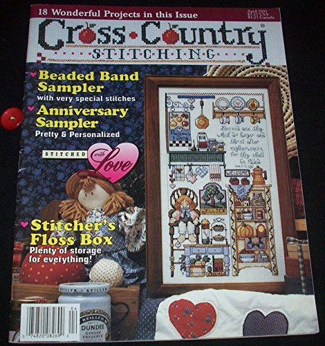 (Cross Country Stitching March/April 1995 (Vol. 7, No.1))
