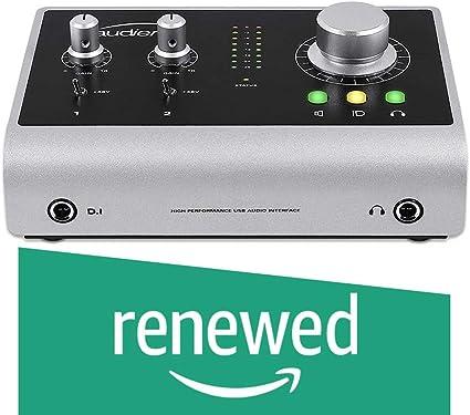 Musical Instruments Recording Equipment Audient EVO 4 USB Audio ...