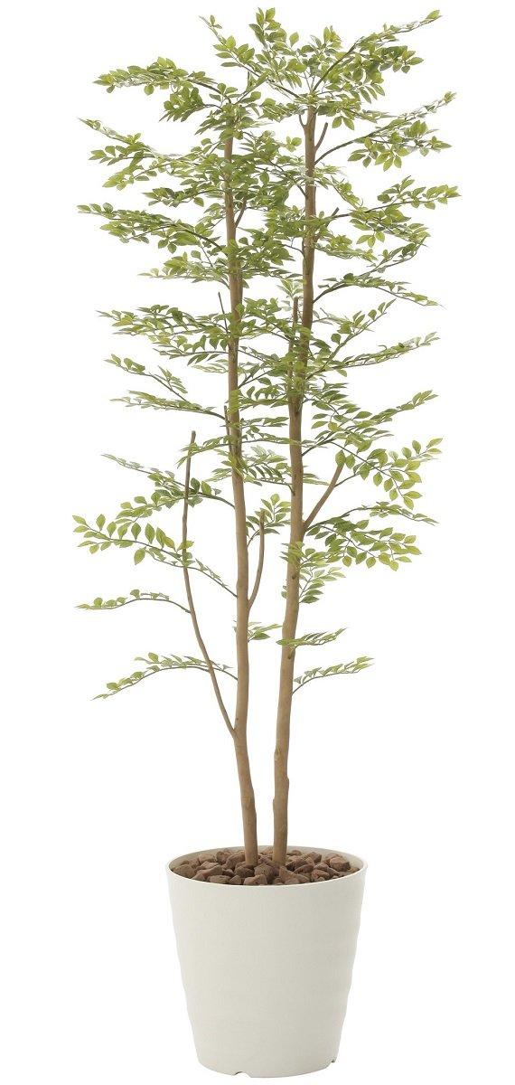 観葉植物 造花 「ゴールデンリーフ 180cm」 光触媒(空気清浄) インテリアグリーン B06XKVKQRM