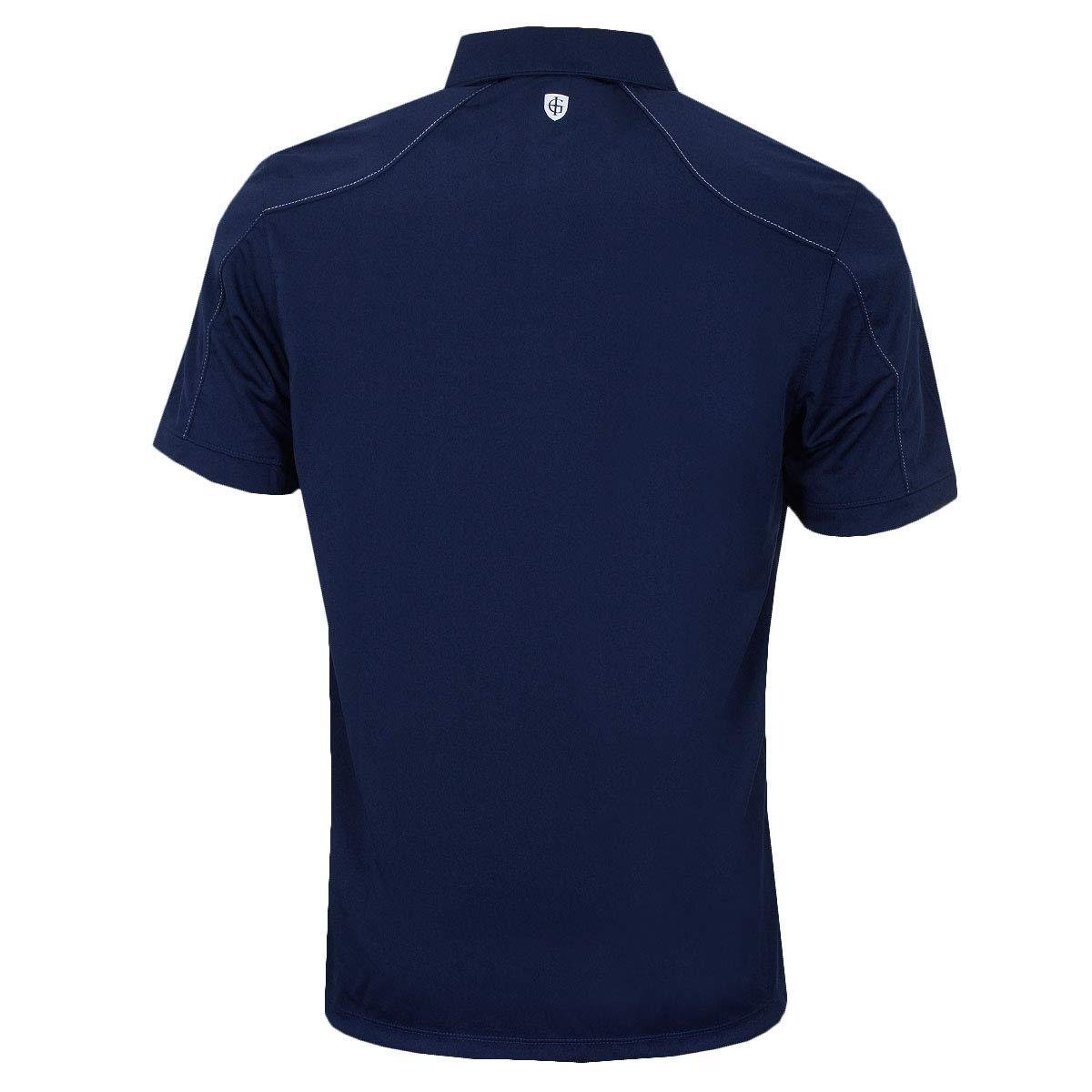 Island Green Mens Igts1648 Polo Shirt
