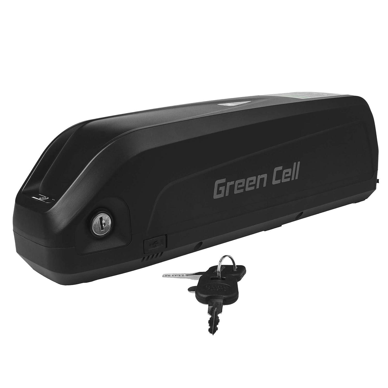 GC/® Batterie E-Bike 48V 17.4Ah V/élos /Électriques Pedelec Silverfish Legend Peugeot Bulls Solex avec Cellules Panasonic et Chargeur
