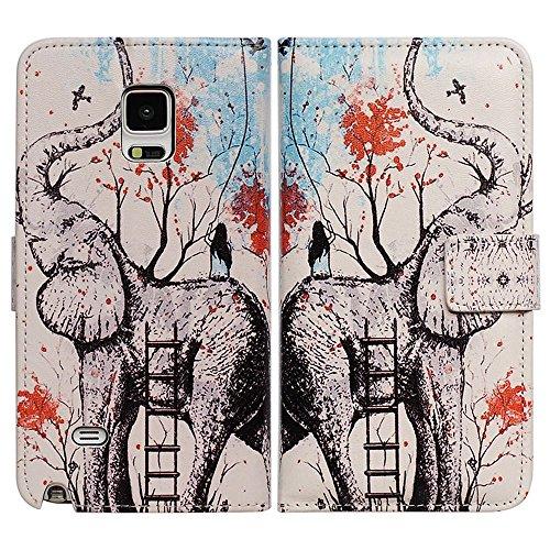 Packing Elephant Flower Leather Samsung product image