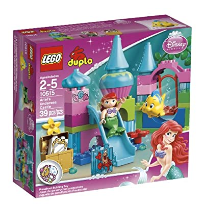 Lego Duplo Princess Ariel Undersea Castle 10515 from LEGO
