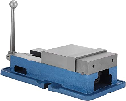 6 Inch Precision Vise W// Lock Vice Milling Drilling Machine Bench Clamp NEW