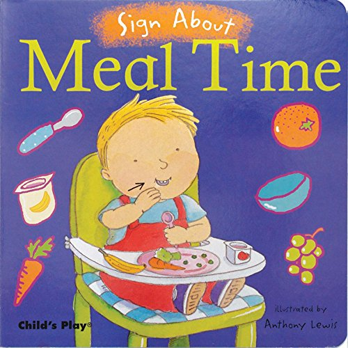 Asl Food Signs - Meal Time (Sign About)