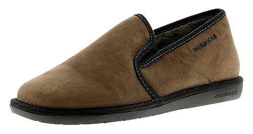 Nordikas Premium Nubuk Leder Spanische Spanische Spanische Hergestellt House Schuhe Weich ... 326b4a