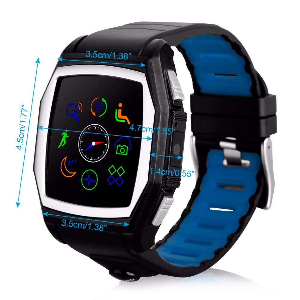 Amazon.com: ❤ Smart Bluetooth Watch ❤ Diggro GT68 ...