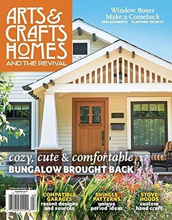 Arts & Crafts Homes