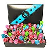 3 pounds of Tootsie Pops, lollipop, Assorted, in Bomber Gift Box