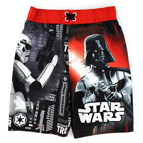 Star Wars Boys Swim Trunks Swimwear