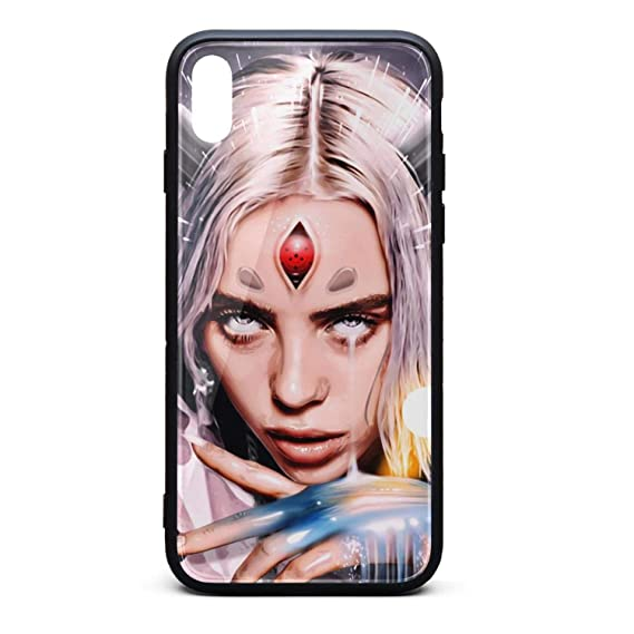 billie eilish iphone xs case