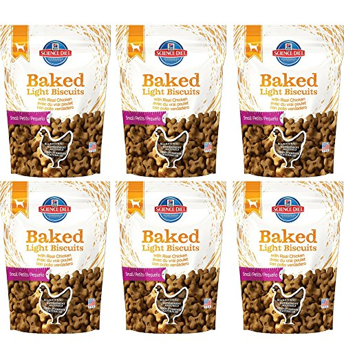 Hill's Science Diet Baked Light Biscuits with Real Chicken D