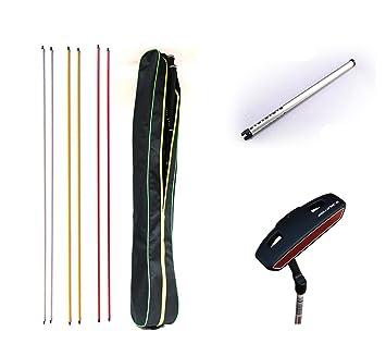 POSMA PA010A - Juego de Palos de Golf para Entrenamiento ...