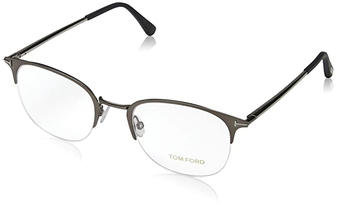 2966ea0a6be4 Image Unavailable. Image not available for. Color  Eyeglasses Tom Ford TF  5452 FT 013 matte dark ruthenium