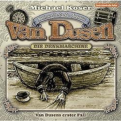 Van Dusens erster Fall (Professor van Dusen 11)