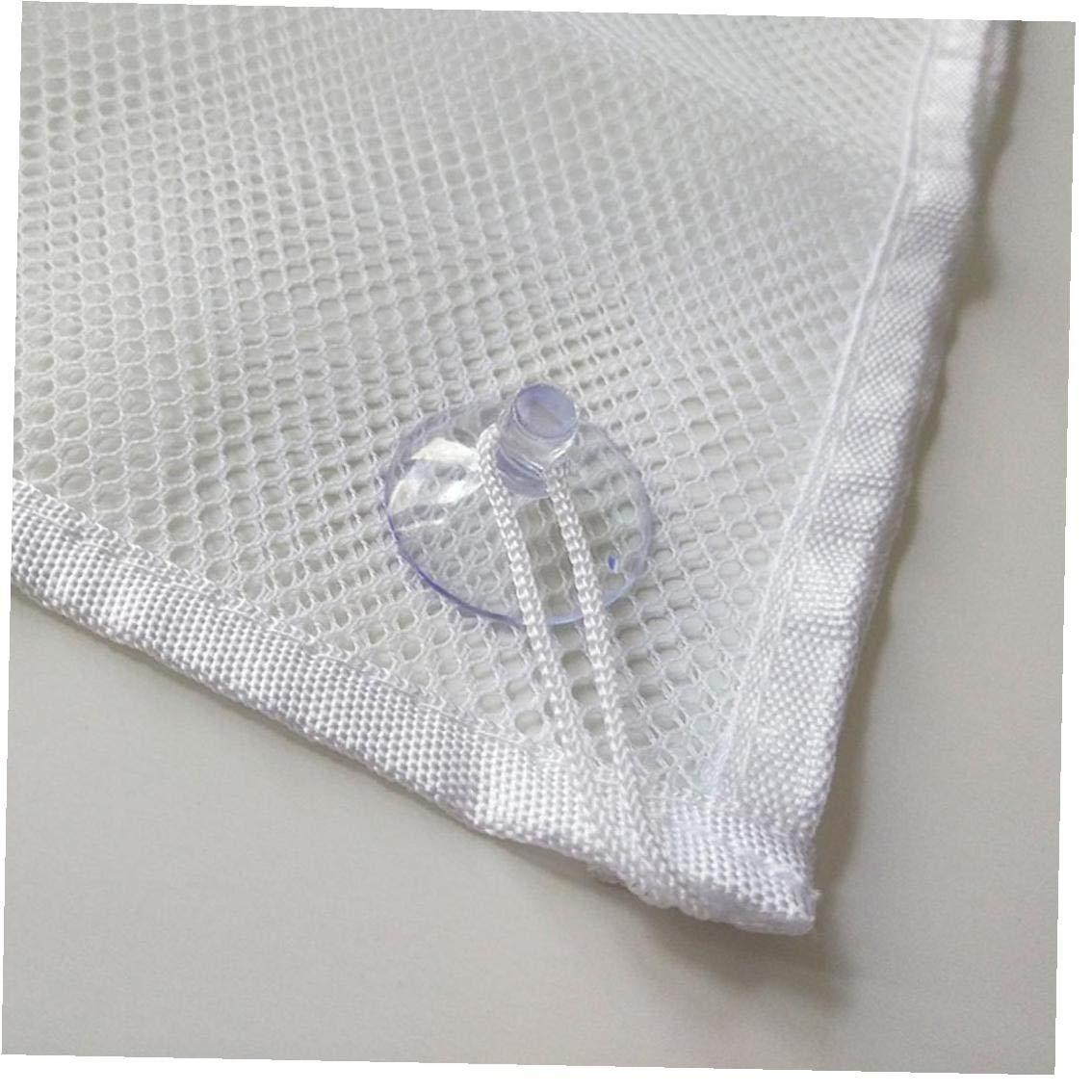 Folding Baby-Bad-Net-Staubsaug Lagerung Hang Mesh-Netz Beutel Tub Spielzeug f/ür Kinder Speicherzubeh/ör