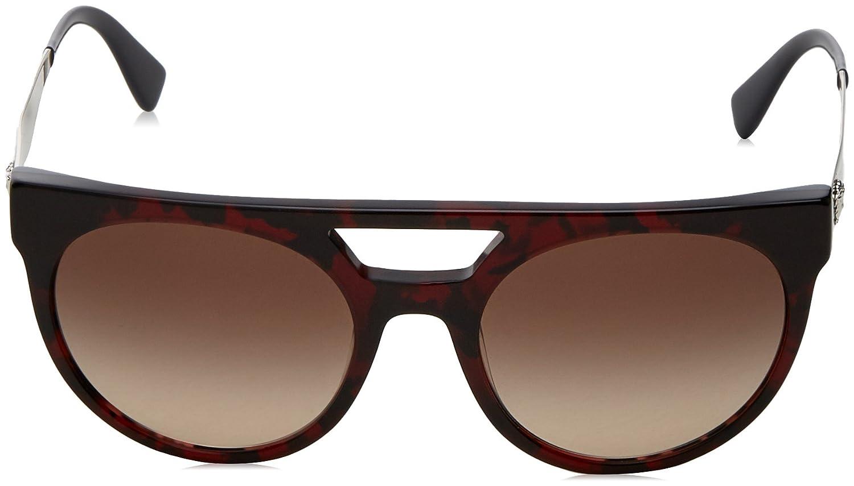 Versace Herren Sonnenbrille » VE4339«, blau, 525013 - blau/braun