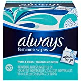 Always Wipes-to-Go 20 ea (Pack of 3)