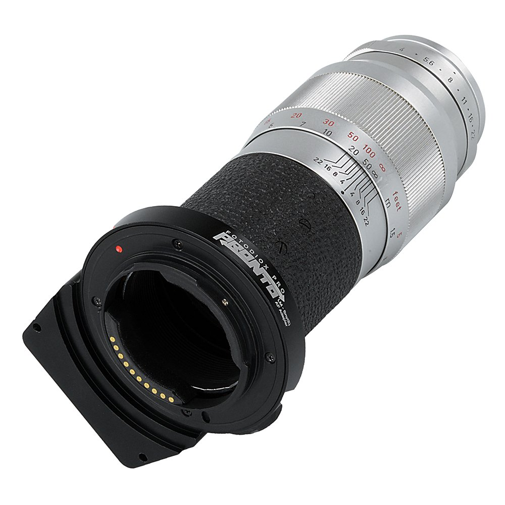 Fotodiox Pro PRONTO Adapter - Leica M Mount Lens to Sony E-Mount Camera Autofocus Adapter by Fotodiox (Image #4)